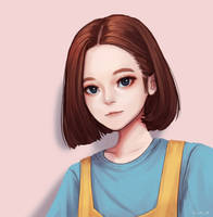 Yeon Woo by onysaputra