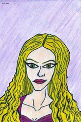 Portrait - 2 - Colour by 4M1R
