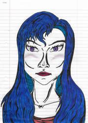 Portrait - 4 - Colour by 4M1R