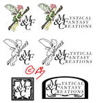 M'n'FC logo design