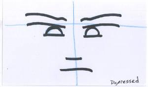 CardSmilies Depressed