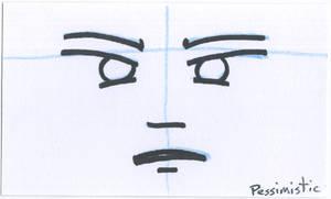CardSmilies Pessimistic