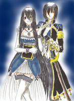 Rozalin y Armand by SMark27