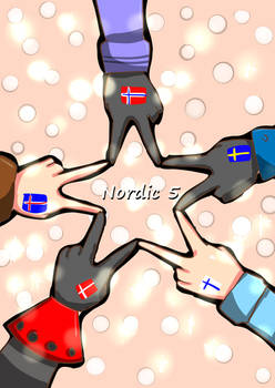 Star 5 Nordic 5! (APH)