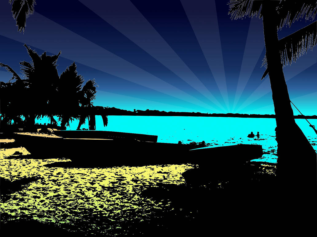 Palmarito Beach by davidhdz