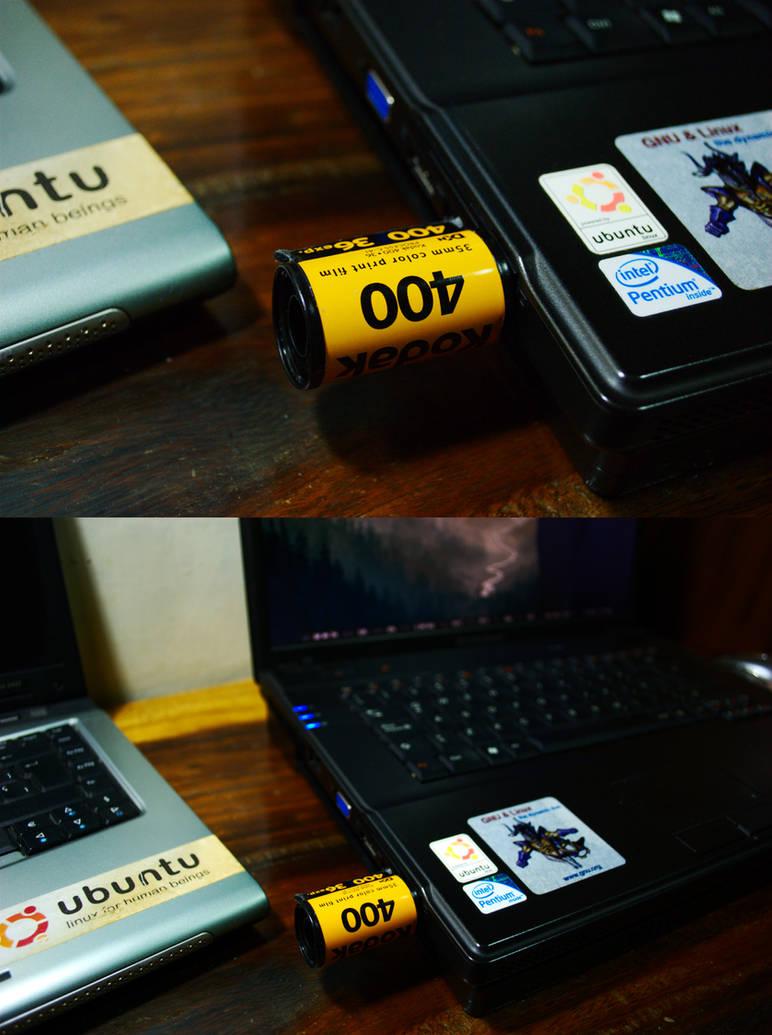 USB 35mm by davidhdz