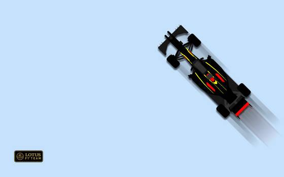 Lotus E22 by davidhdz
