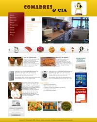 Website - Comadres e Cia