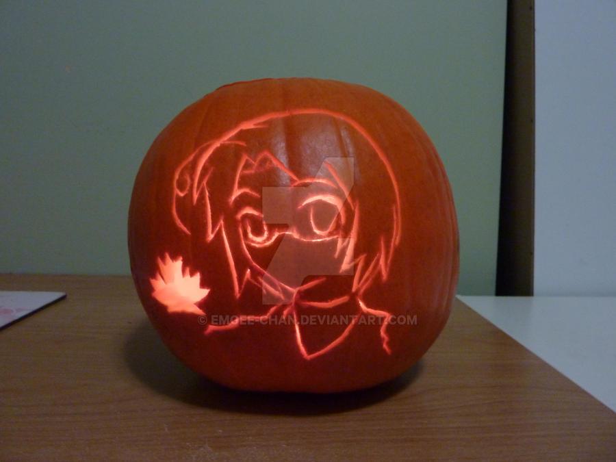 APH - Canada Jack o'lantern by emgee-chan