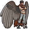 Pixel Gethin by GreekCeltic
