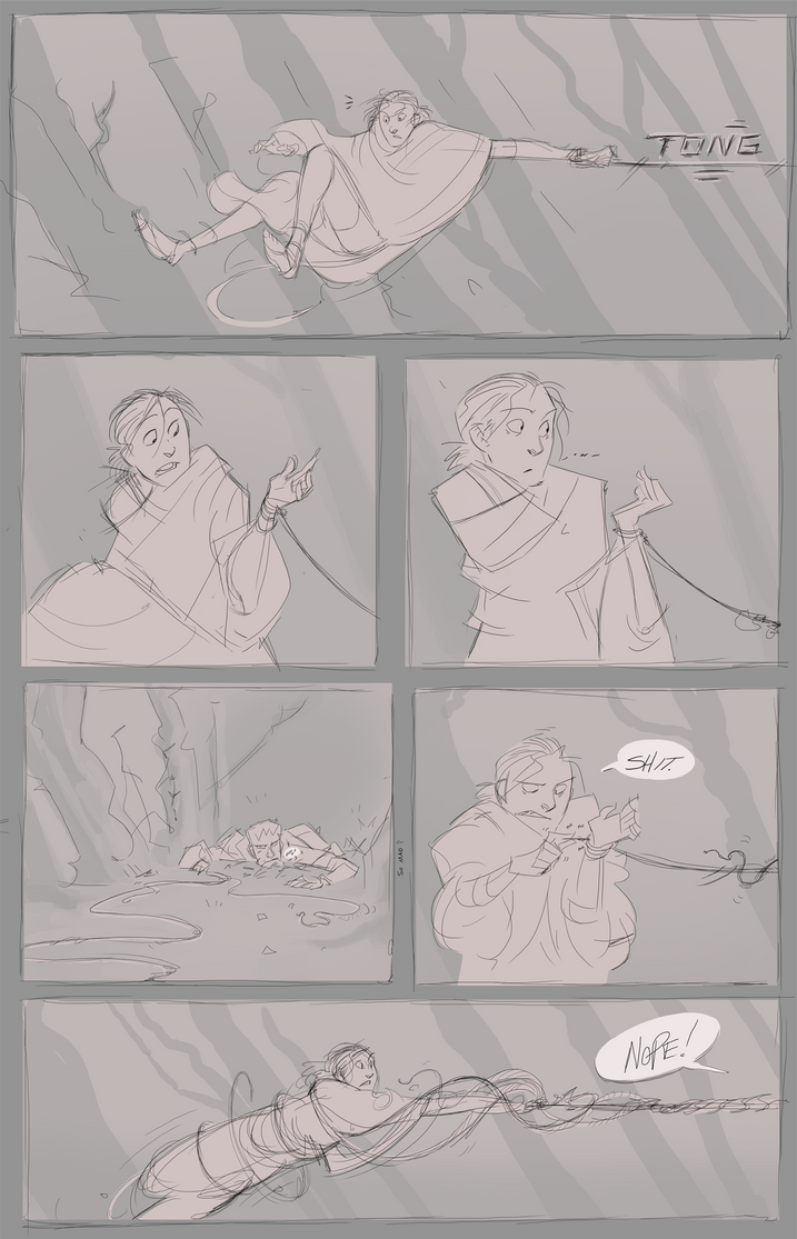 Got You! pg 2 of 3 by GreekCeltic