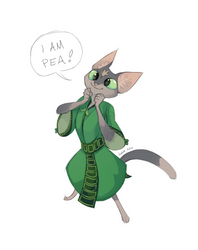 He am pea. by GreekCeltic