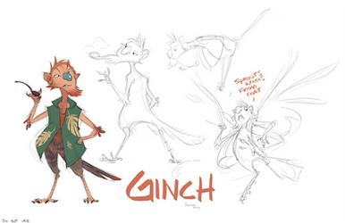 Ginch by GreekCeltic