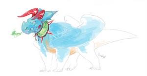 fat tanky dragon boy