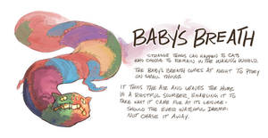 Baby's Breath by GreekCeltic