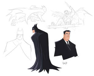 Bratty Bat by GreekCeltic