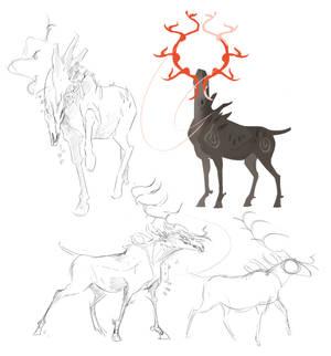 Hhoota Sketches