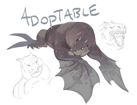 Walrus Dragon Adopt