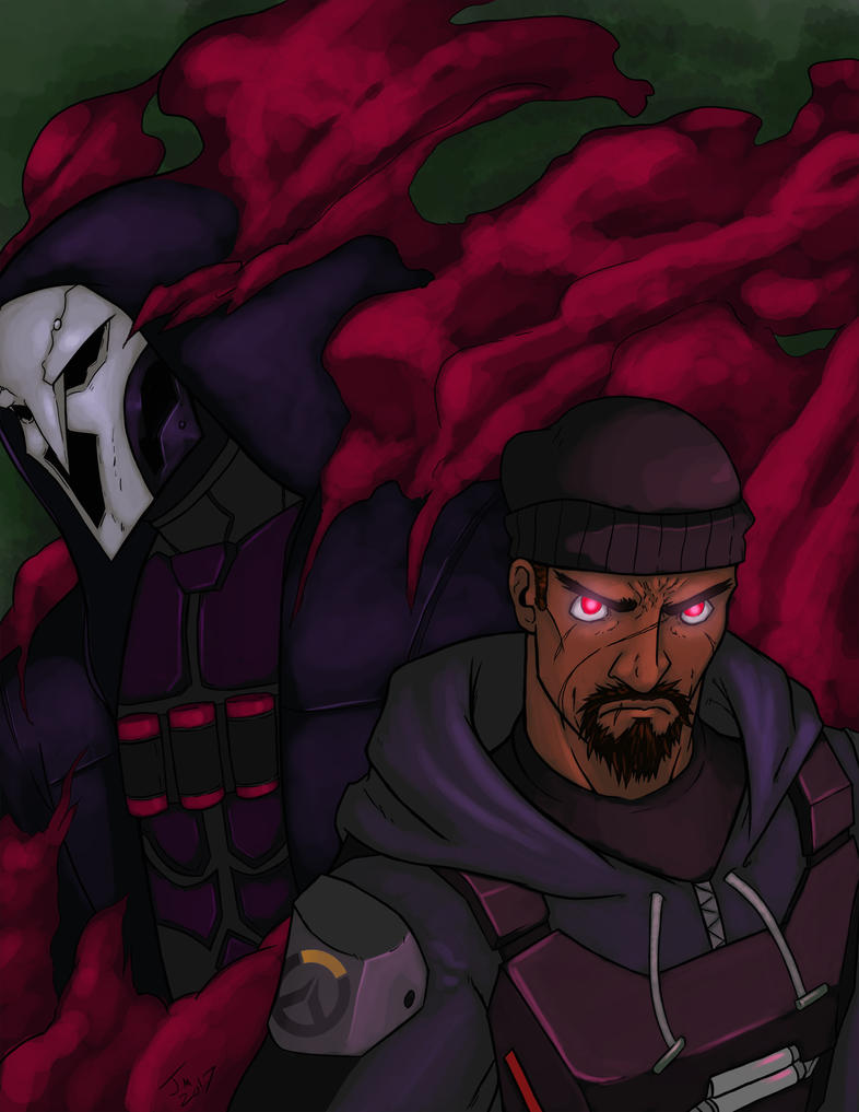 To Become a Reaper by Fonix187