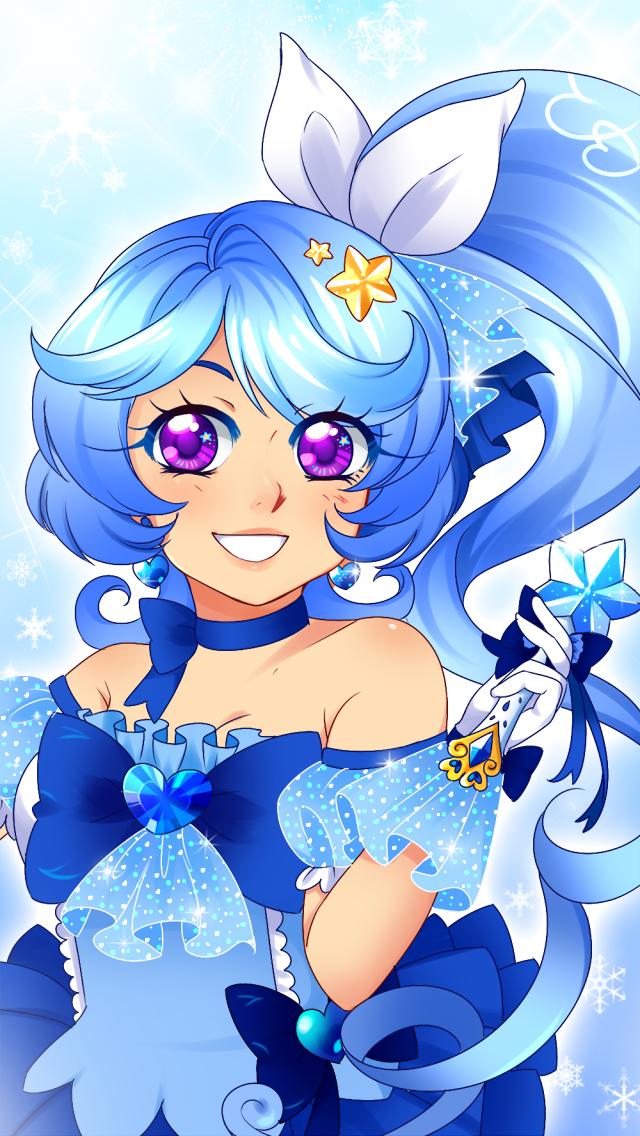 Sapphire by Pyonkotcchi