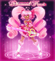 Diamond Heart! by PastelPyon