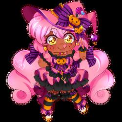 Halloween Cheeb by PastelPyon