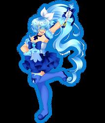 Sapphire Heart by PastelPyon