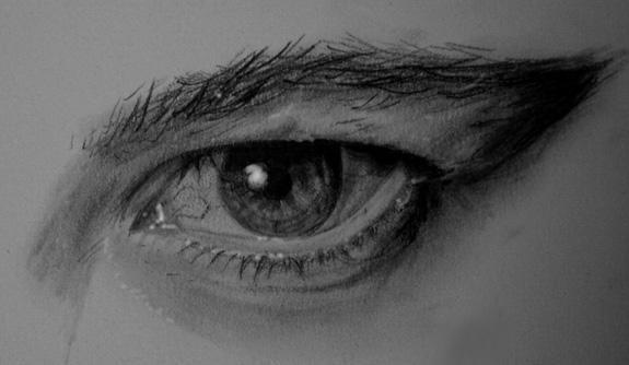 Debora's Eye by GhostsintheMachine