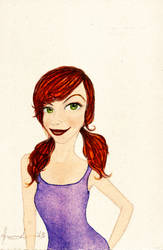 Yeah red hair! by glimmer22