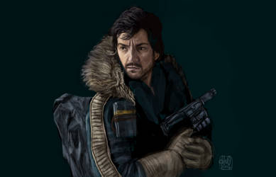 Cassian Andor by glimmer22