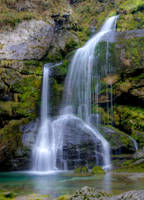 Waterfall Virje by Mare1234