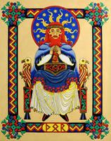 Romanesque Thor by Thorskegga