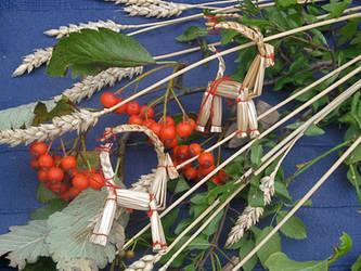 Harvest Altar Detail by Thorskegga