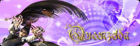 Bayonetta sig by queenzelda01