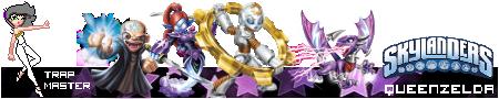 Skylanders Trap Master queenzelda