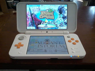 2DS XL updated pic