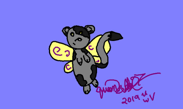 Ferrie (ferret fairy)