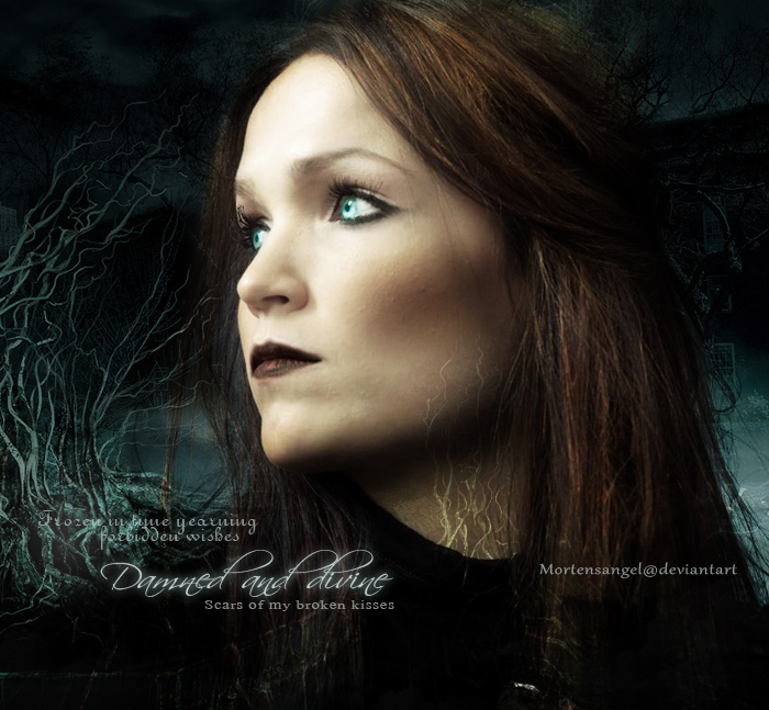 Tarja-Dark Forest by Mortensangel
