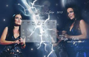 Junio - June Tarja 2012