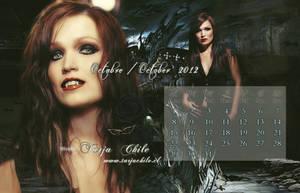 Octubre - October Tarja 2012