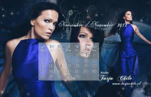 Noviembre - November Tarja 2012