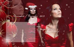 Diciembre - December Tarja 2012