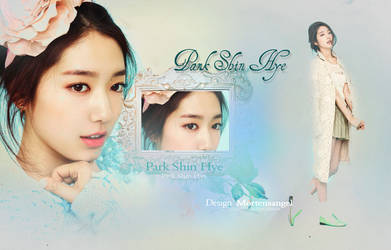 Park Shin Hye - Wallpaper