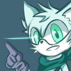 sonic OC icon by AzureArtworks
