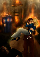 Doomsday: Alternate Ending by comfortablylaura