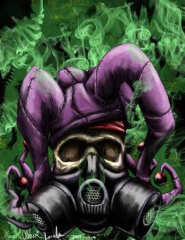 Gassy Skull