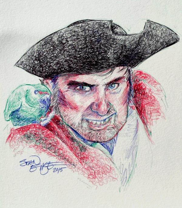 Long John Silver by hoganvibe