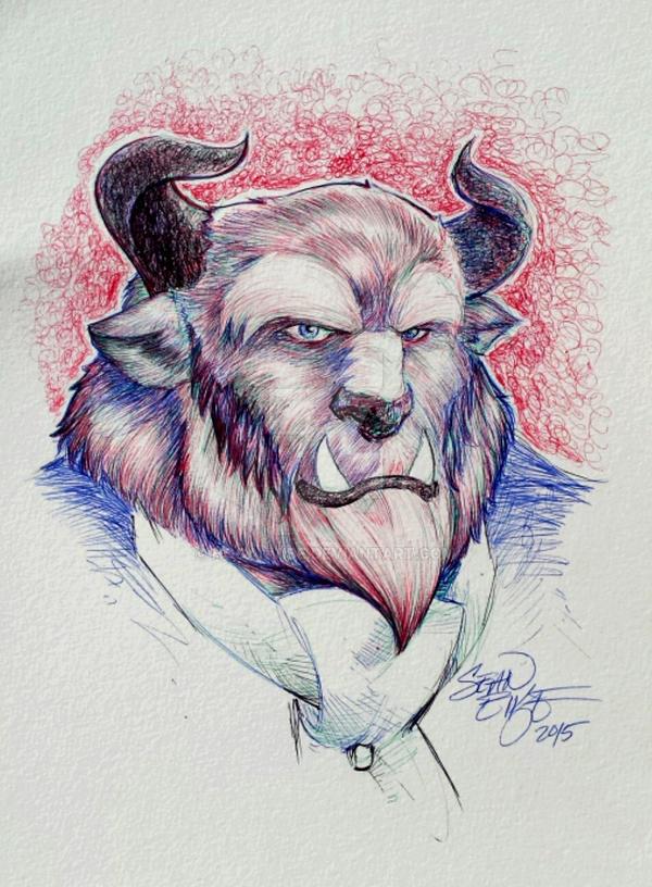 Beast by hoganvibe
