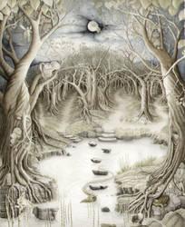 Witch Way by ellfi