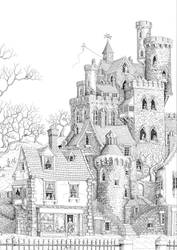 Toytown by ellfi